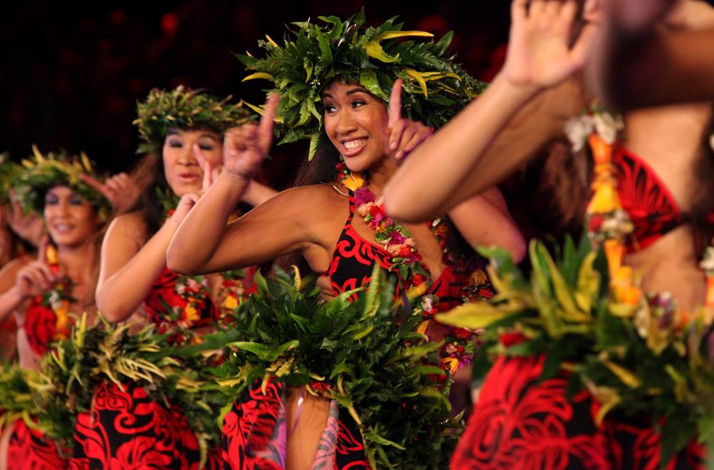 "Scrupuleusement codifiée, la danse tahitienne est à l""honneur chaque année, lors du Heiva i Tahiti ©Tahiti-infos"