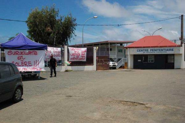 En 2011, le Centre pénitentiaire de Nouméa - Camp Est, était pointé du doigt pour sur-population, insalubrité et conditions de détention inhumaines ©DR