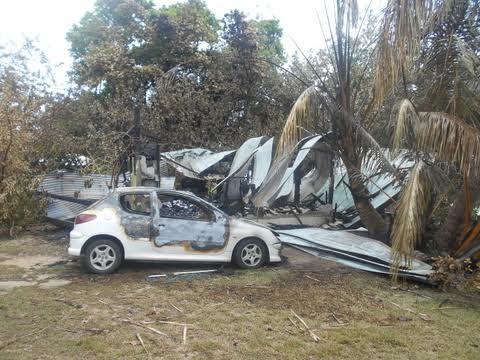Début 2017 en Polynésie française, une femme vivant sur l'île de Moorea s'est faite agressée, volée et violée avant que son agresseur incendient son domicile. La victime a réussi à s'en sortir, dans un état de choc, et le principal suspect retrouvé ©Tahiti-infos