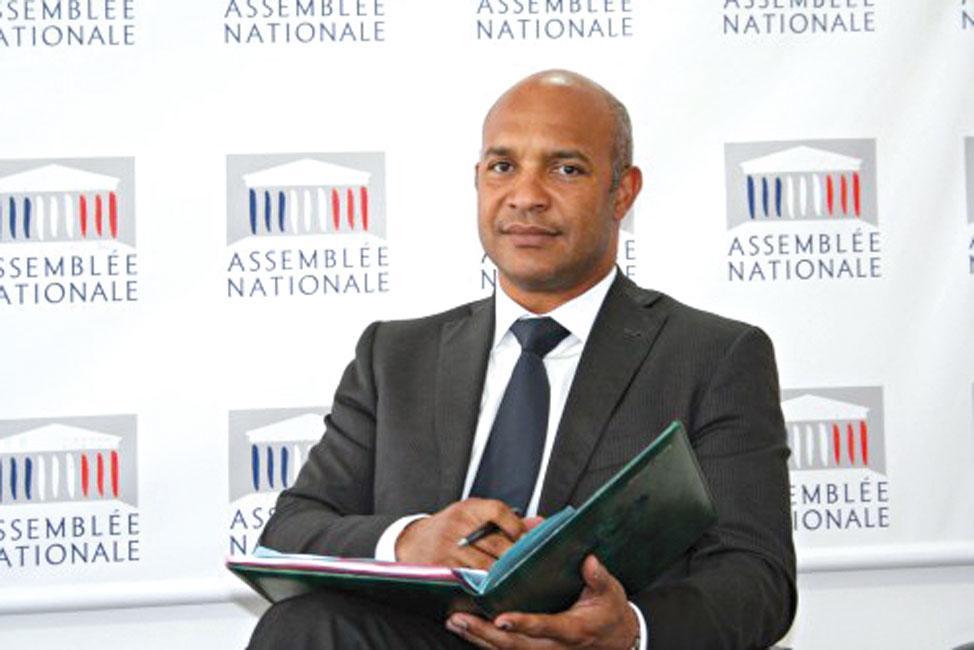 Le député Daniel Gibbs a reçu l'investiture LR pour la circonscription unique de Saint-Martin et Saint-Barthélémy ©DR