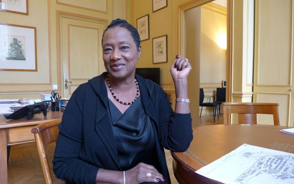 La Guadeloupéenne Babette de Rozières, chef cuisinier et animatrice de télévision, sera la candidate des Républicains lors des législatives dans la 17e circonscription de la capitale ©LP/Anne-Laure Abraham