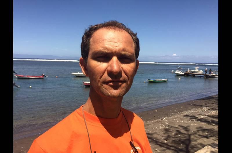 Bertrand Baillif ©Journal de l'Île de La Réunion