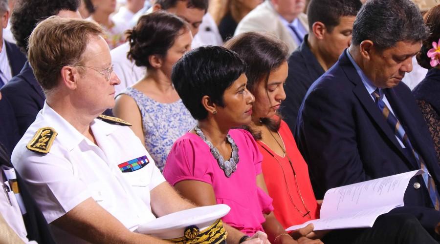 © DR/ Présidence de la Polynésie Française