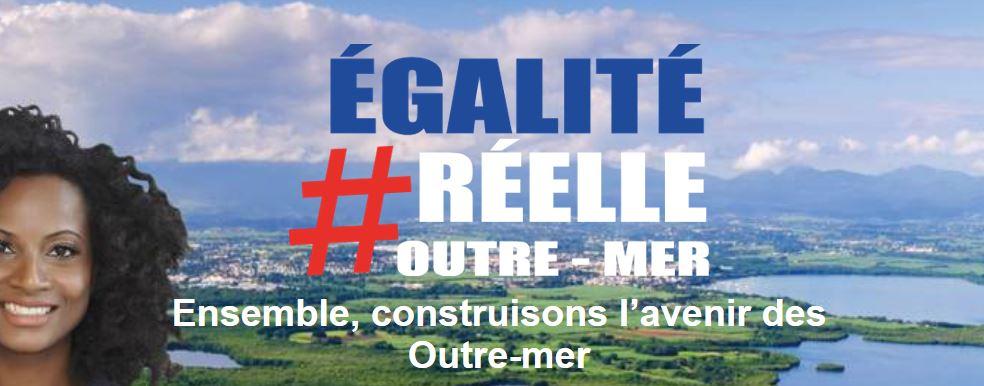 Egalité Réelle Outre-mer: La loi Egalité Réelle Outre-mer promulguée au Journal Officiel