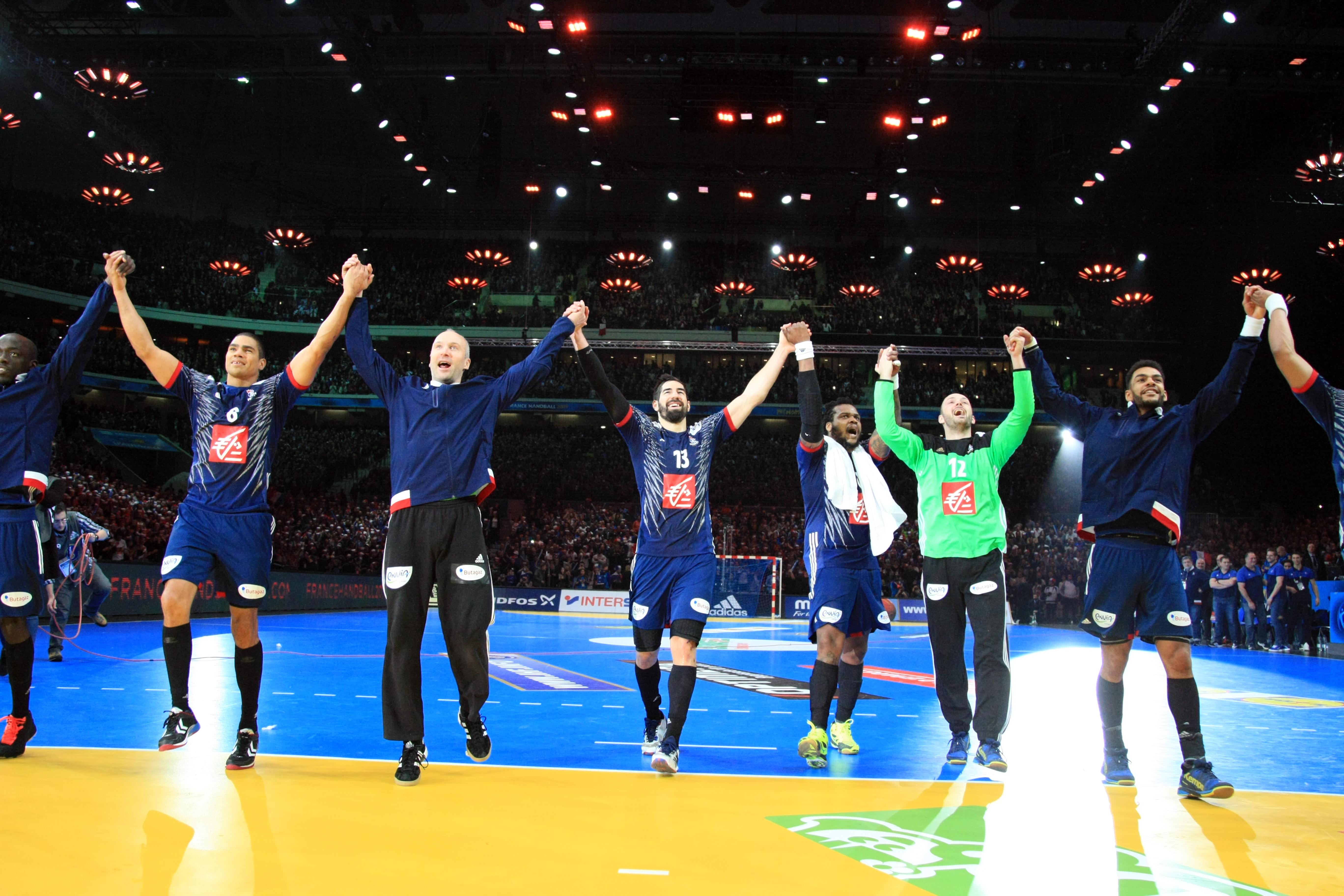En janvier dernier, les Experts remportaient leur 6ème titre de champions du monde ©France Handball 2017