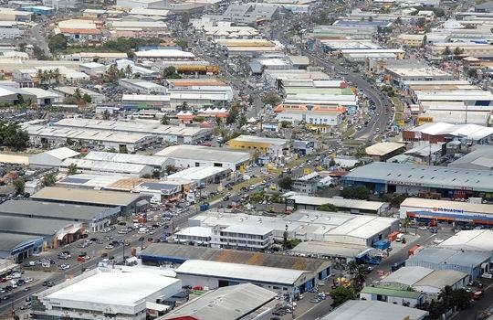 Covid-19: Aux Antilles et en Guyane, l'activité économique a reculé de 20 à 25% durant le confinement