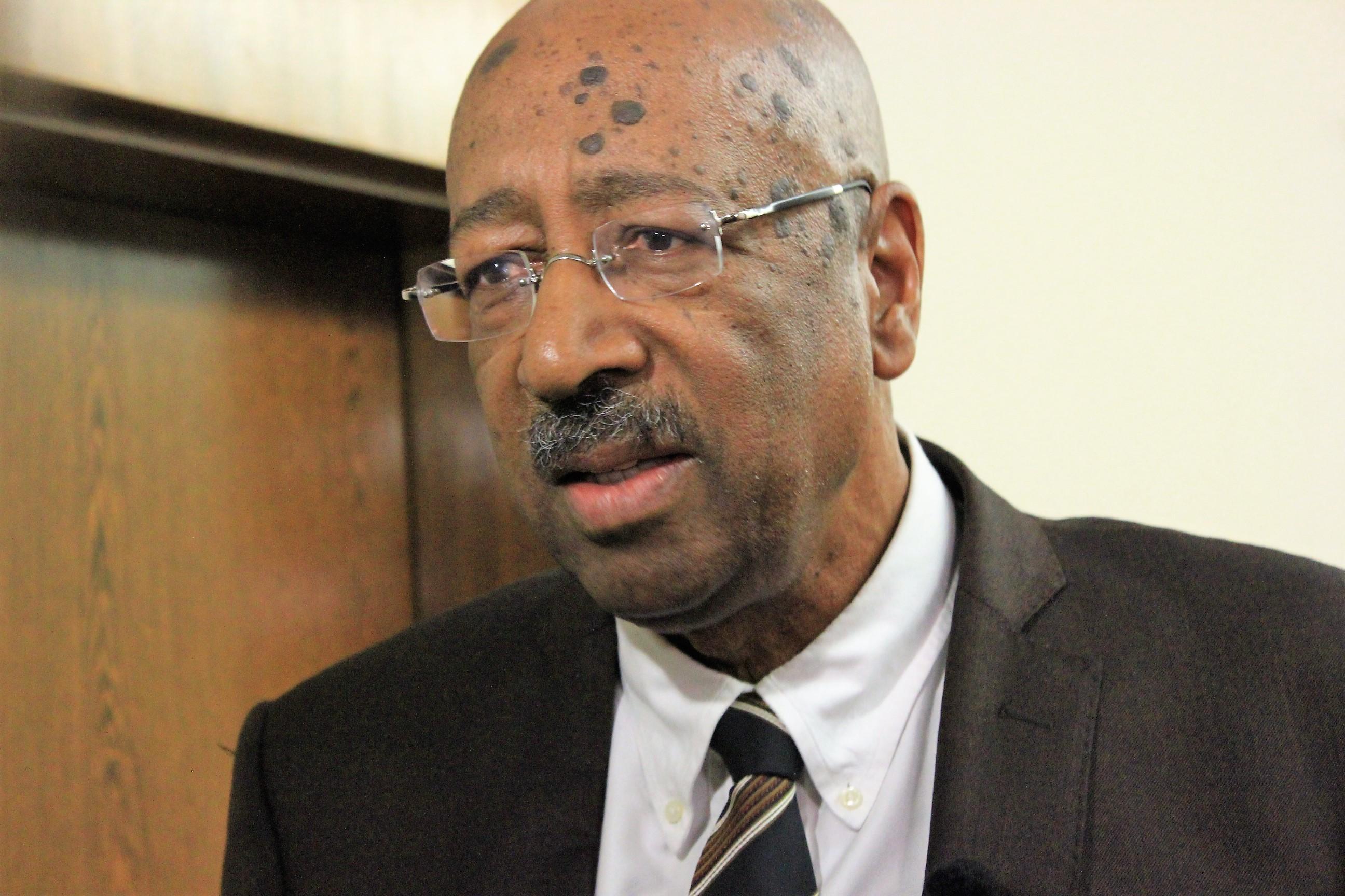 Sénat : Le Guyanais George Patient, vice-président du groupe Les Sénateurs de la République en Marche