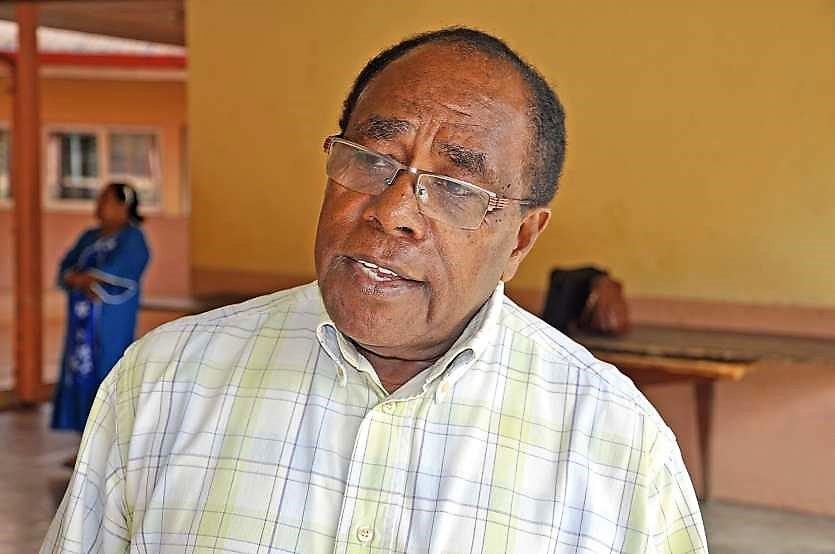 Législatives 2017: Macate Wenehoua, candidat indépendantiste en Nouvelle-Calédonie