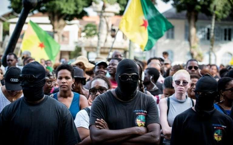 De leur côté, les collectifs ne sont pas prêts à infléchir leur position ©Jody Amiet / AFP