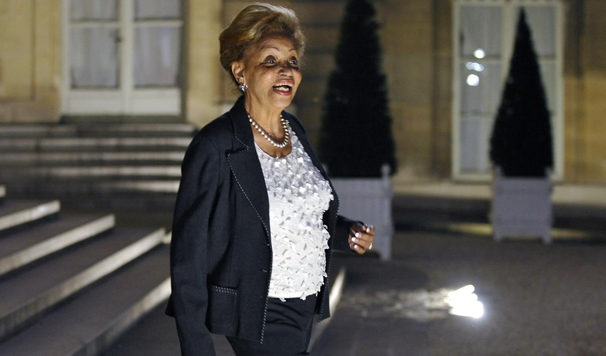 Guadeloupe: Lucette Michaux-Chevry mise en examen depuis lundi