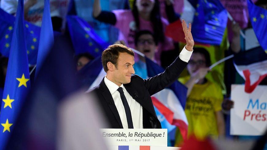 Présidentielle 2017: Emmanuel Macron confirme son intention de mettre en œuvre l'accord pour la Guyane
