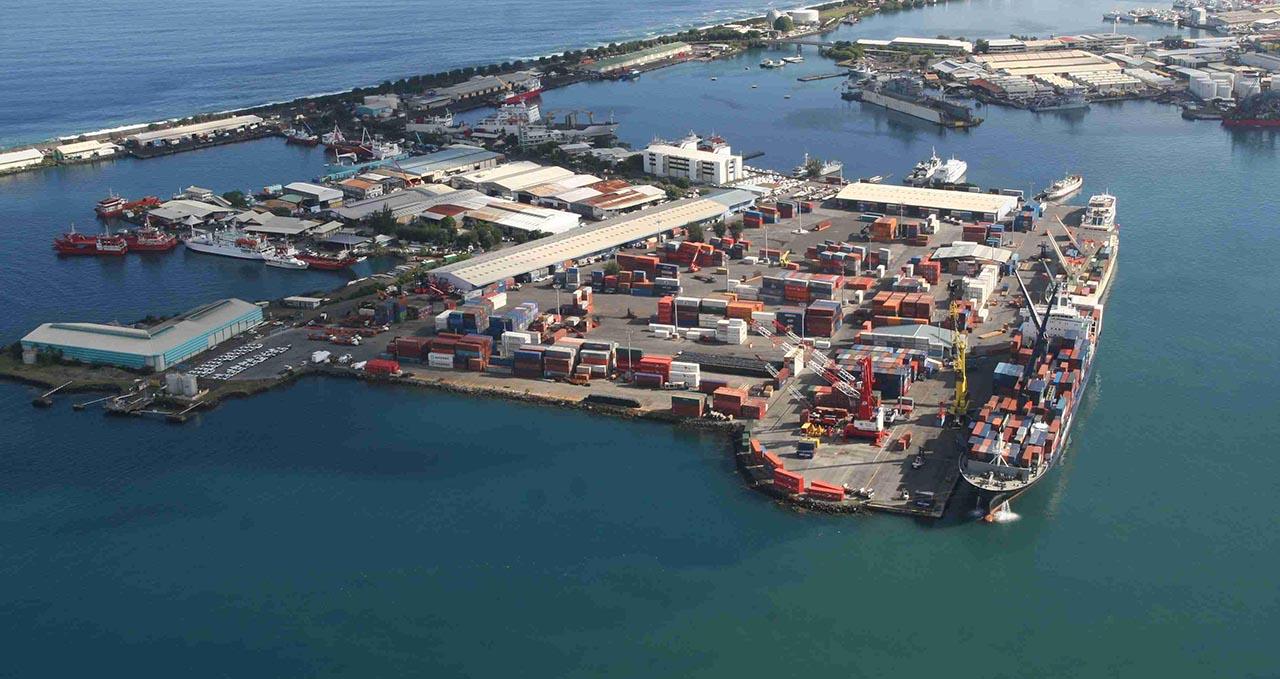 Port autonome de Papeete ©Cluster maritime de Polynésie française