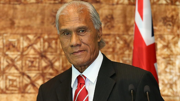 Akilisi Pohiva, Premier ministre des Tonga ©Fiona Goodall / Getty Images