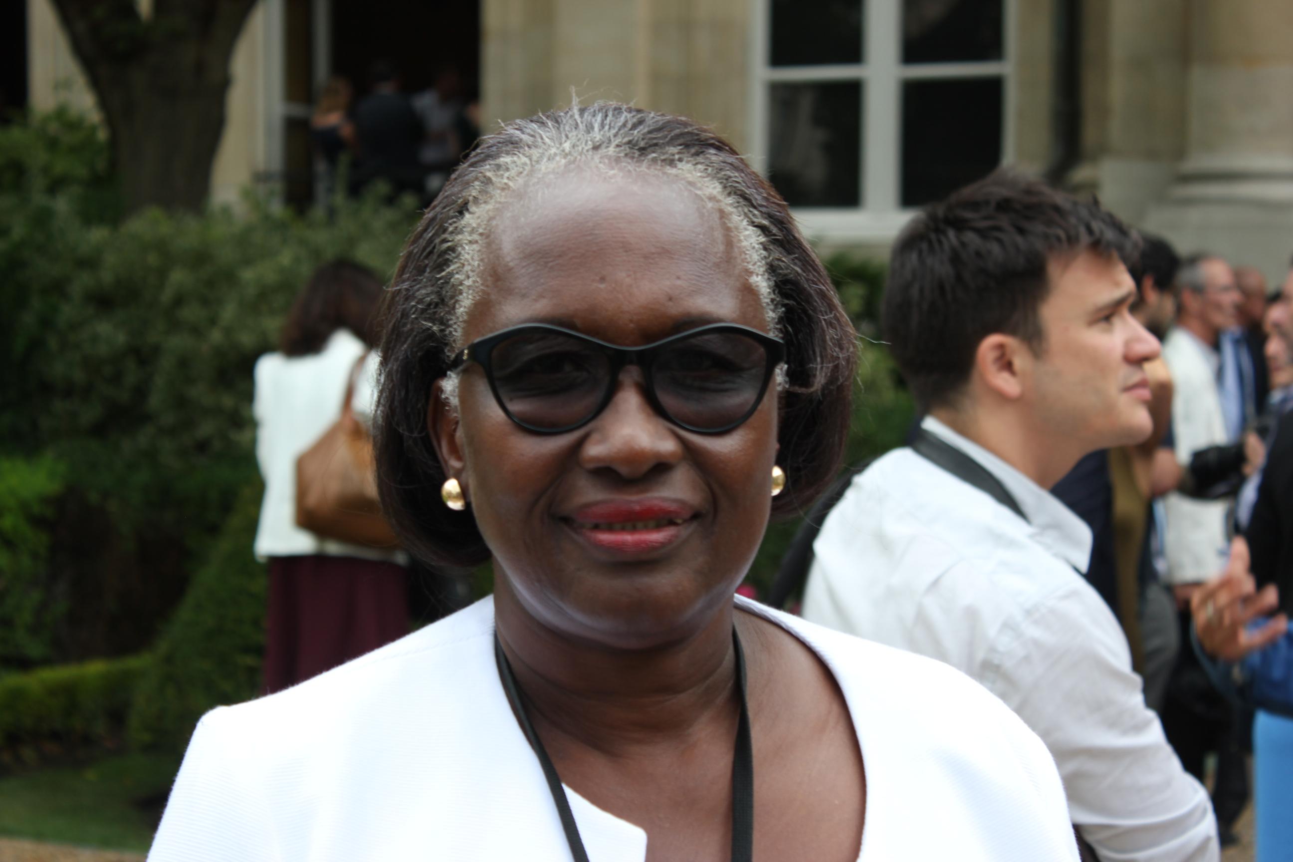 Claire Javois, 1ère femme élue députée de Saint-Martin/Saint-Barthélémy ©Outremers360