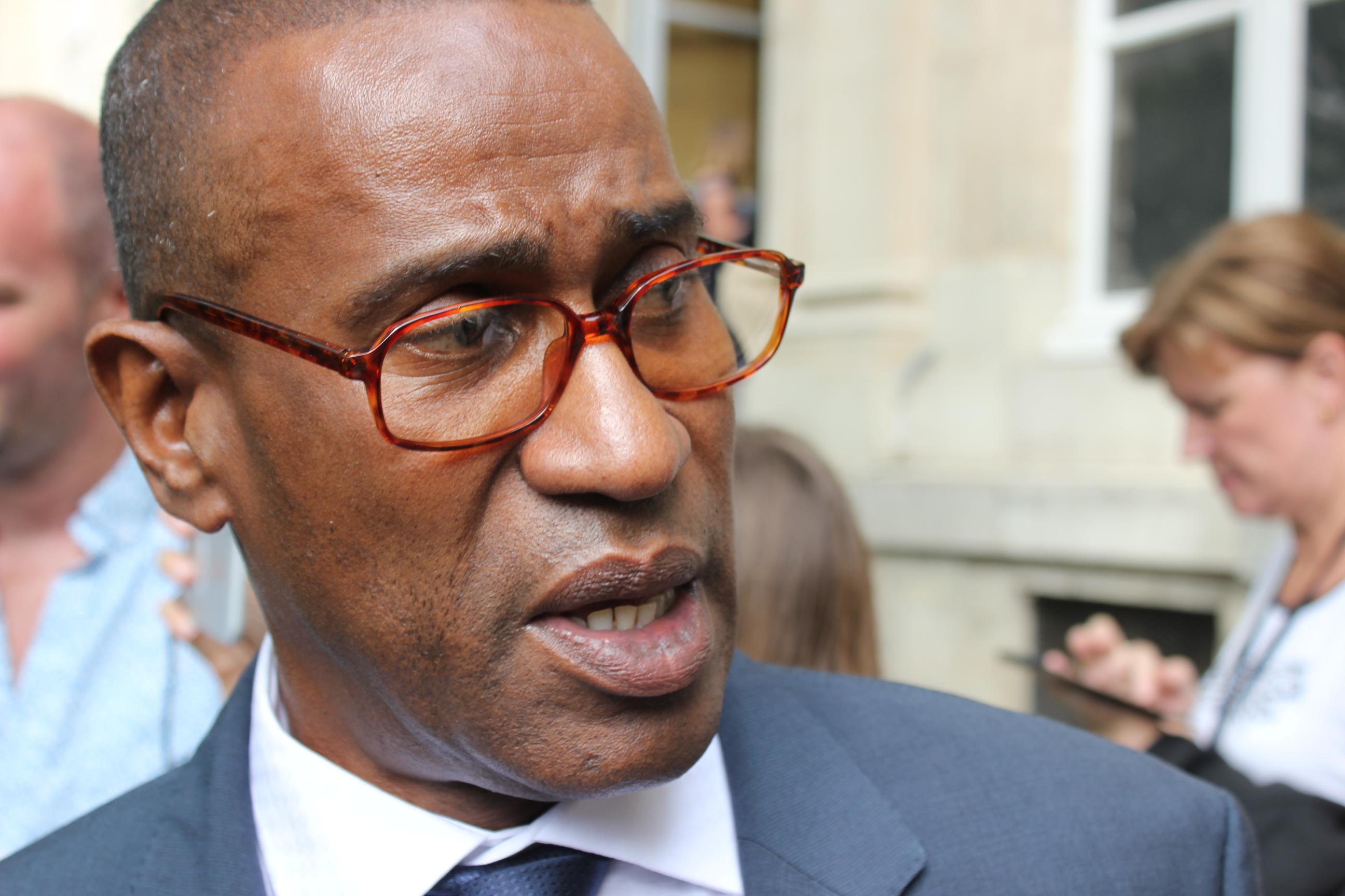 Max Mathiasin, député de la Guadeloupe ©Outremers360
