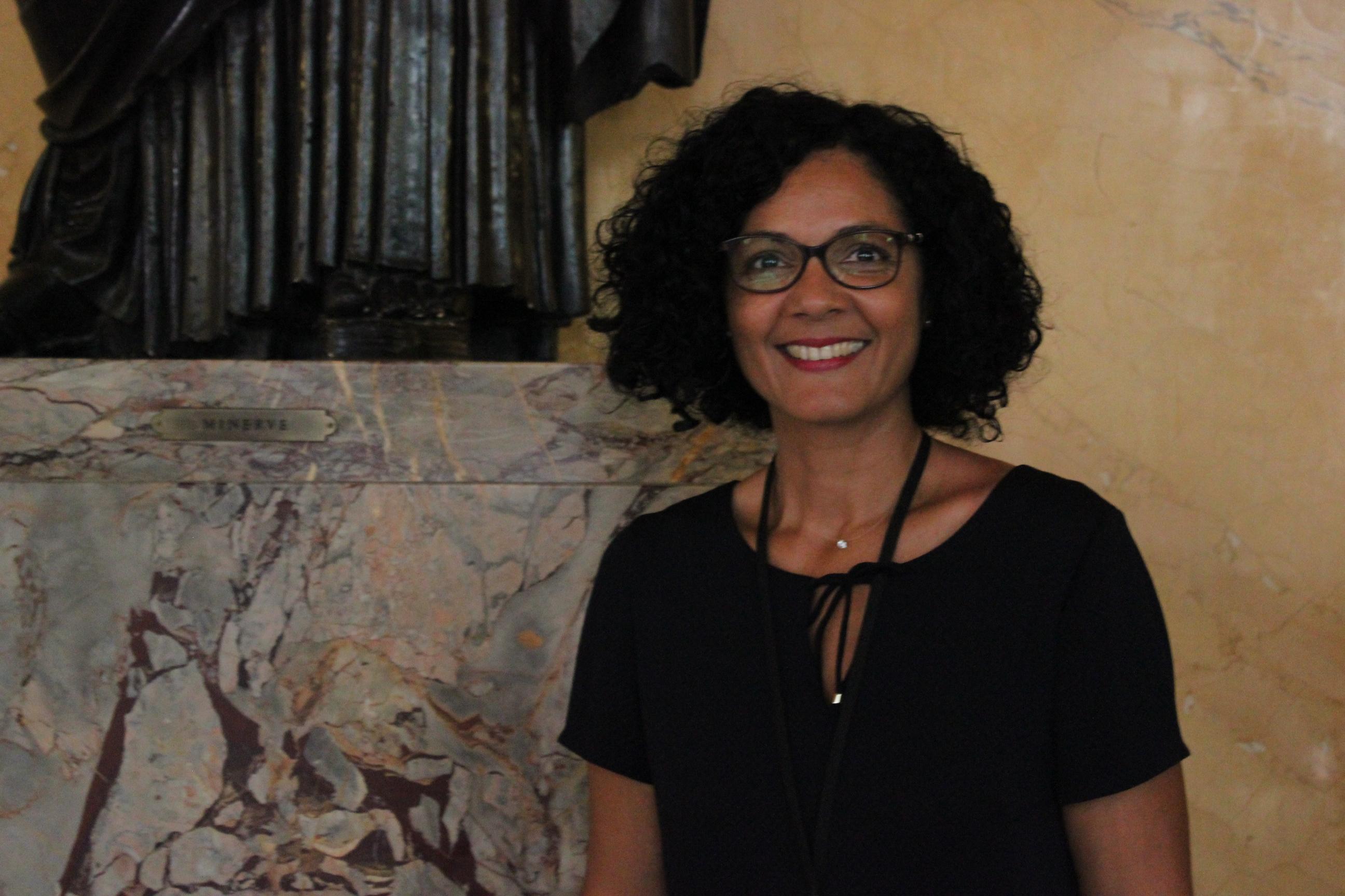Nathalie Bassire, députée de La Réunion ©Outremers360