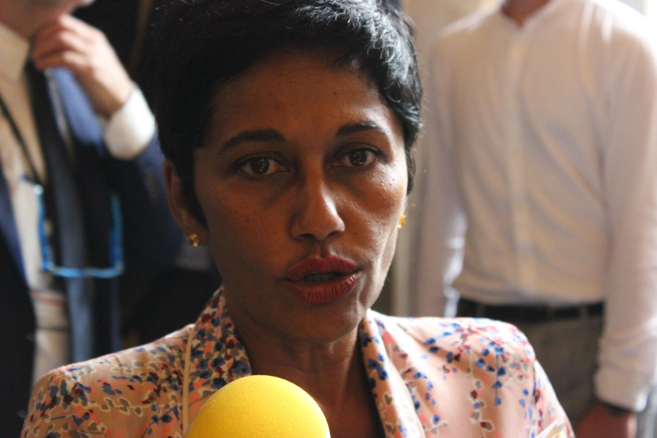 Ericka Bareigts, députée de La Réunion ©Outremers360