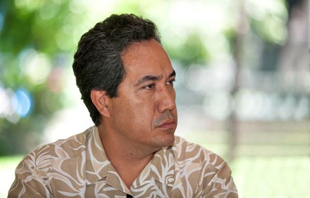 Marcel Tuihani, Président de l'Assemblée de la Polynésie française ©Cédric valax / Radio 1 Tahiti