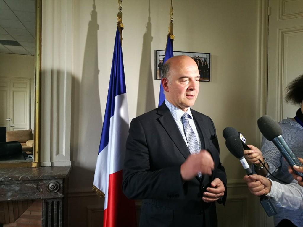 Pierre Moscovici, le commissaire chargé de la fiscalité, a précisé qu'il s'agit d'une mesure efficace © Outremers 360