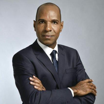 Olivier Serva, candidat REM dans la 1ère circonscription de Guadeloupe
