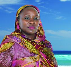 Ramlati Ali, député de la 1ère circonscription de Mayotte