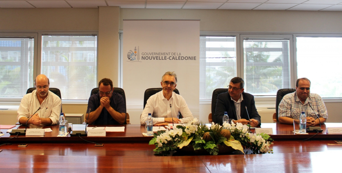 Numérique en Outre-mer : Signature d'un partenariat pour le Très Haut Débit entre Wallis et Futuna et la Nouvelle-Calédonie