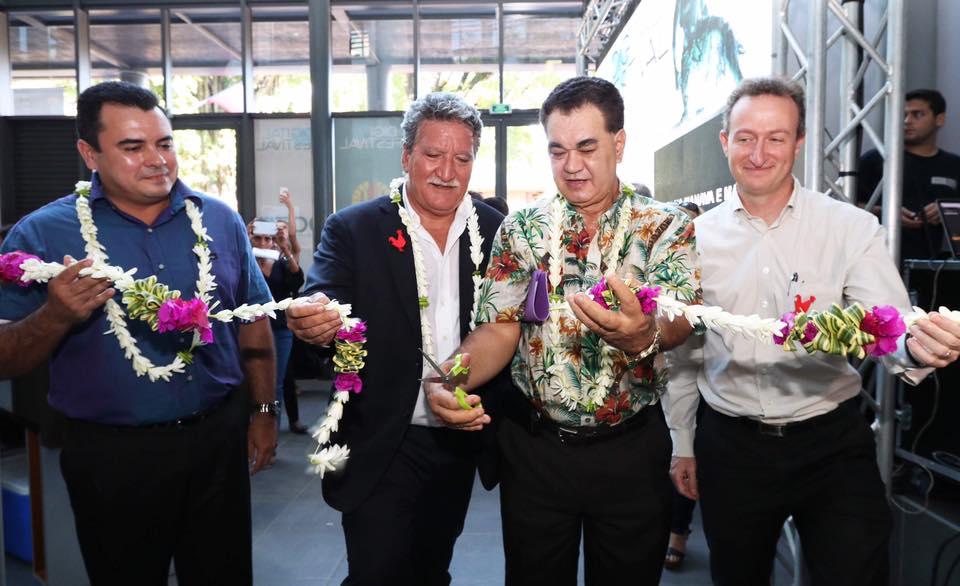 Le premier Festival du Digital en Polynésie a eu lieu début mars 2017, au siège de la Chambre de Commerce, d'Industrie, des Services et des Métiers ©DR