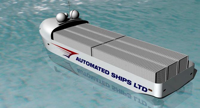 ©Automated Ships Ltd