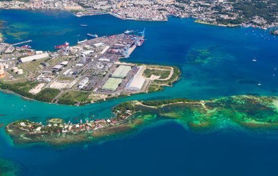 Transports en Outre-mer: La Région Guadeloupe mise sur « les bus de mer » comme en Martinique et prochainement en Nouvelle-Calédonie