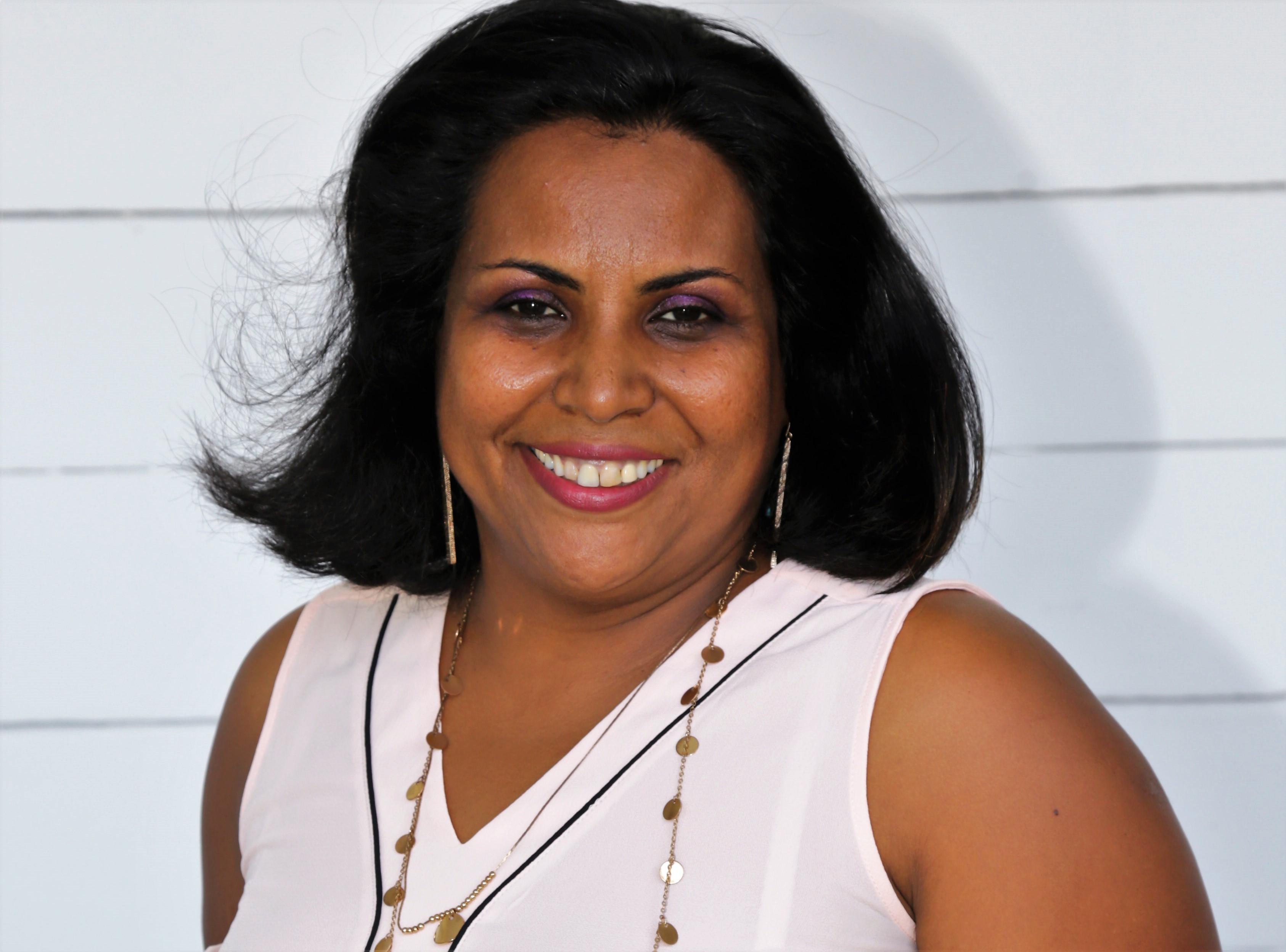 Fabienne Soumila, Directrice Adinistratif et Financier, a vu l'AGORAH grandir et évoluer ©Région Réunion