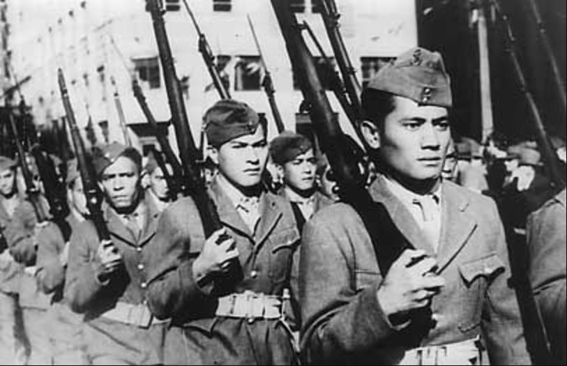 Histoire d'Outre-mer : Le Bataillon du Pacifique dans l'enfer de Bir-Hakeim