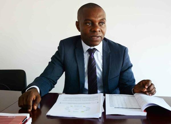 Le sénateur de Mayotte et candidat à sa réélection Thani Mohamed Soilhi ©L'Info Kwézi