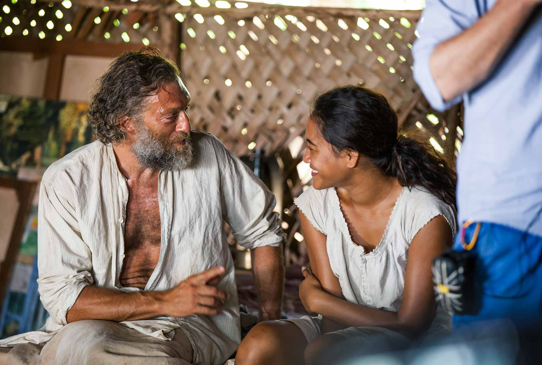"""Le film """"Gauguin - Voyage de Tahiti"""" a été essentiellement tourné sur la Presqu'île de Tahiti et à Moorea, en Polynésie française ©Welcome-Tahiti"""