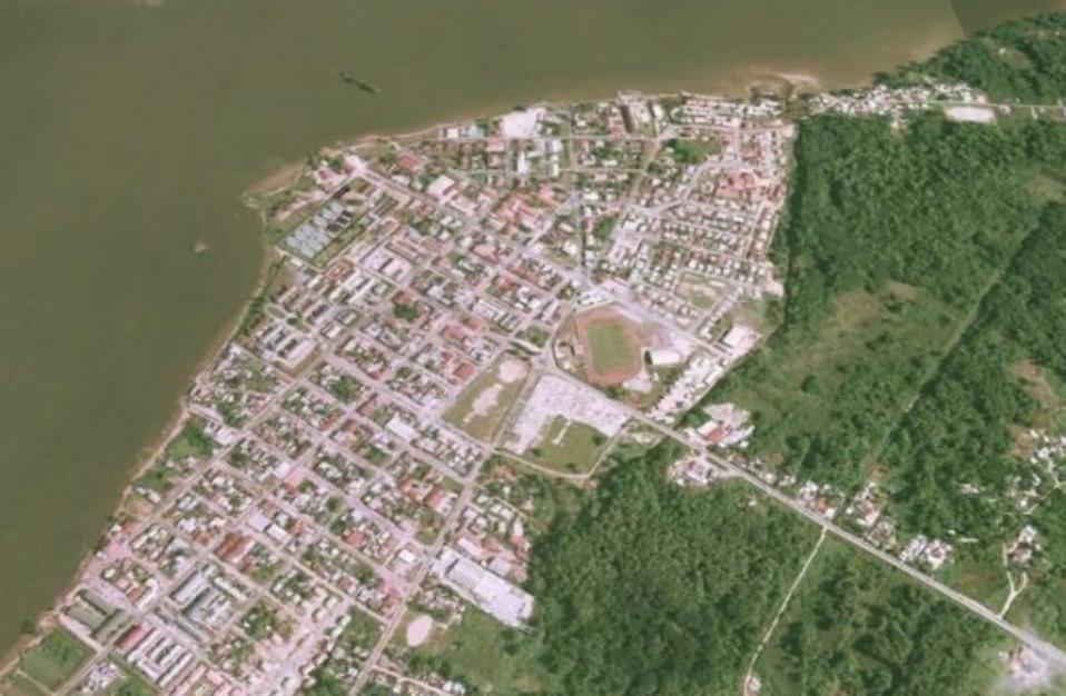 ©Guyane.fr / Google Earth