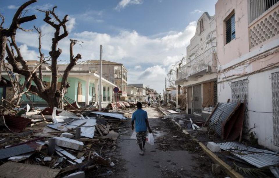 Comme de nombreux responsables politiques antillais, le Martiniquais Serge Letchimy plaide pour ©AFP