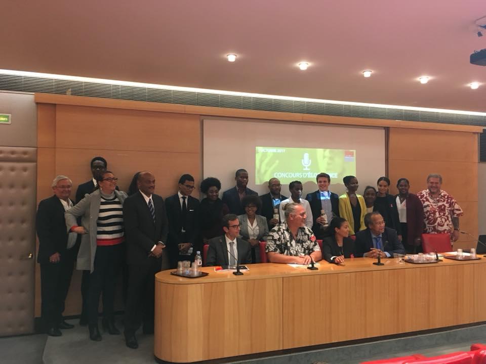L'Institut Gaston Monerville met en place son premier Sommet des Outre-mer et son premier concours d'éloquence ultramarine