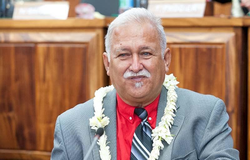 Moehau Teriitahi ©Cédric Valax / Radio 1 Tahiti