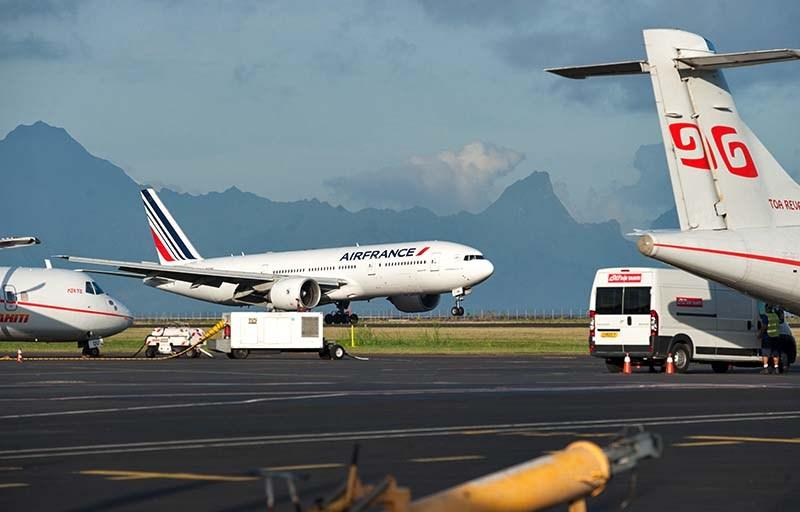 Desserte aérienne: Air France reliera dès l'été Papeete-Londres avec Virgin Atlantic