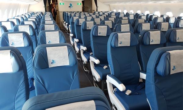 La liaison Paris - Papeete sera principalement opérée en A350 ©Journal de l'Aviation