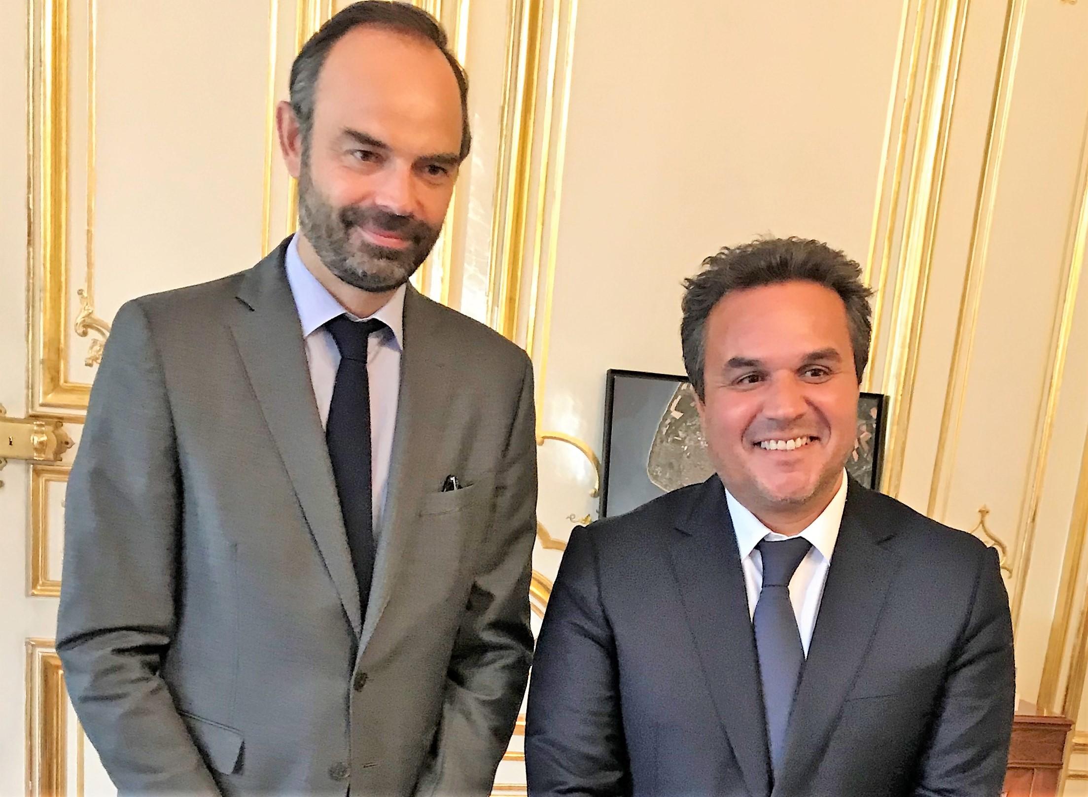 Politique à La Réunion : Reçu à Matignon, Didier Robert souhaite « une contractualisation » du partenariat Etat – Région Réunion