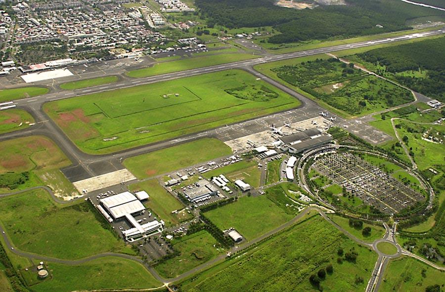 ©Aéroport Pôle Caraïbes