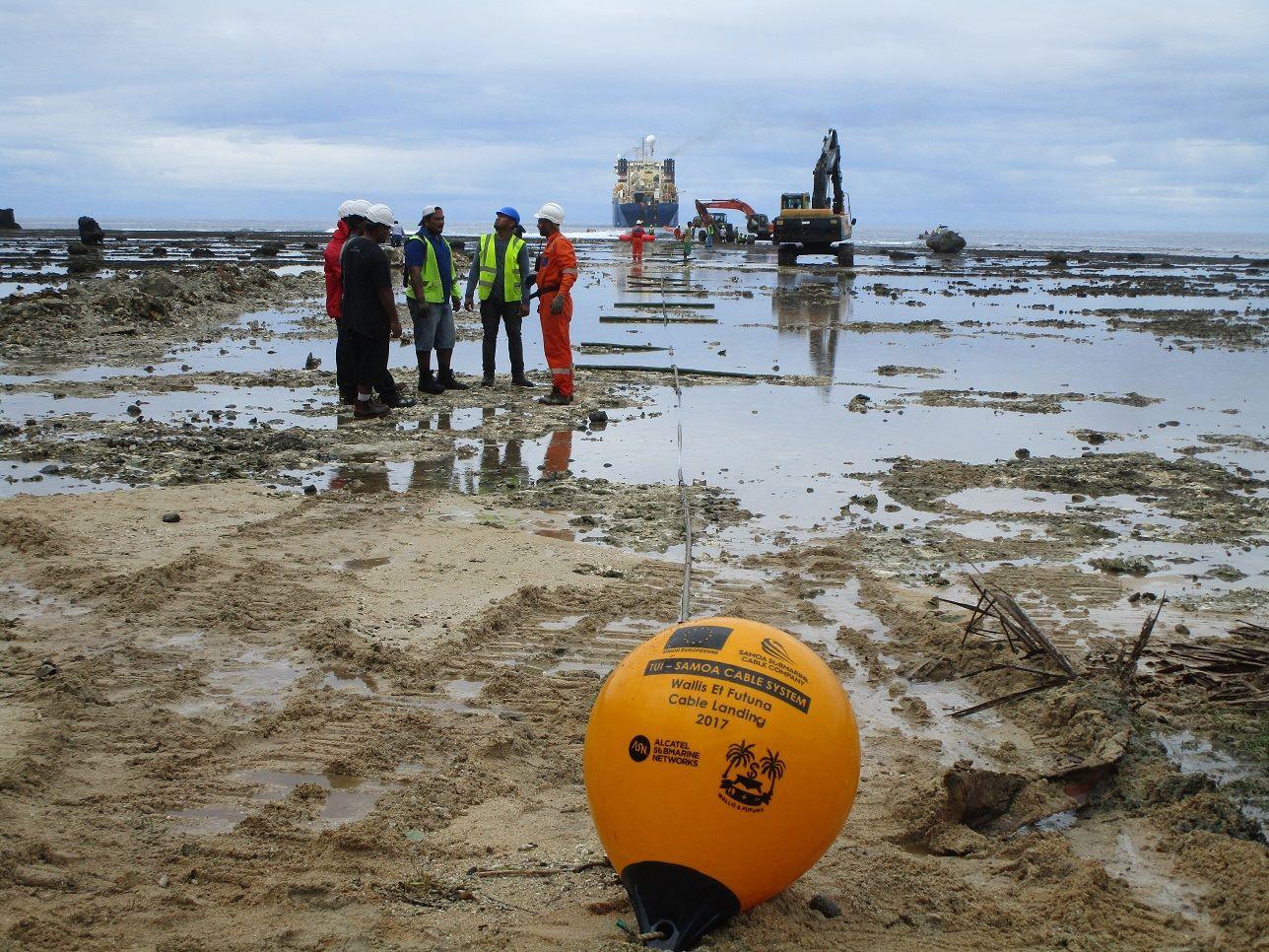 Numérique en Outre-mer: Futuna a désormais accès au haut-débit