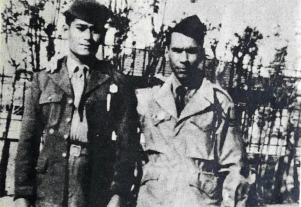 Histoire d'Outre-mer : Henri Brown, le Kanak du «Bataillon du Ciel»