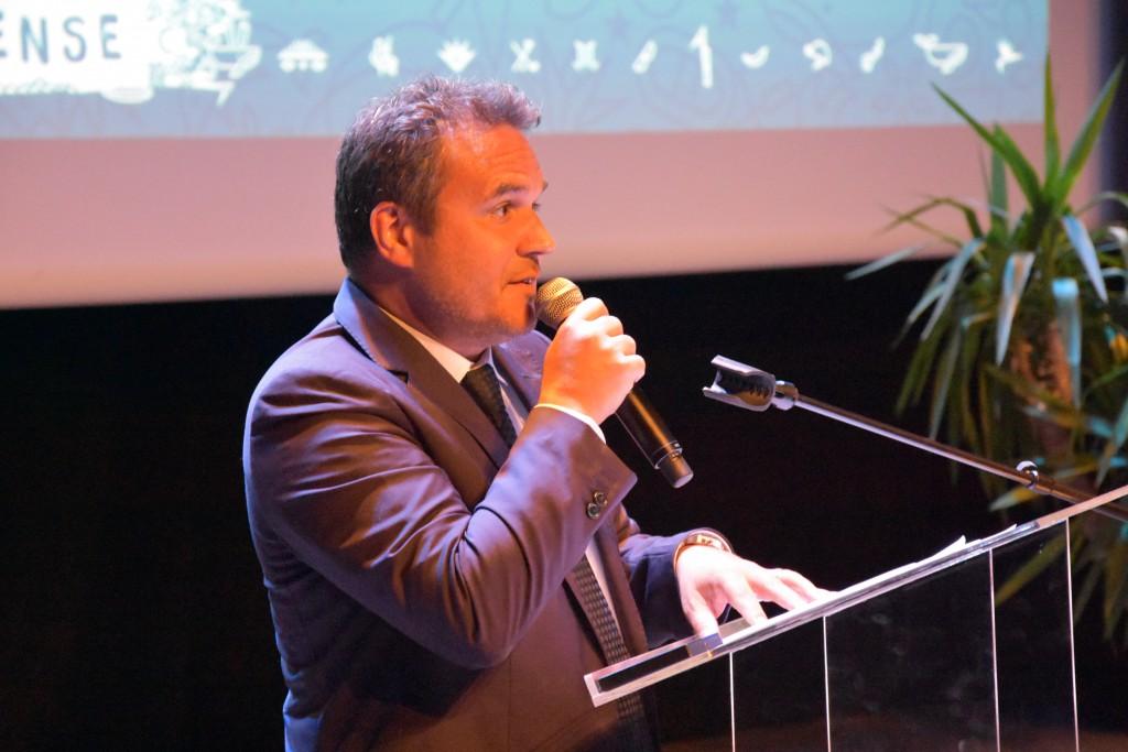 Didier Robert, le Président de la Région Réunion © Charles Baudry/ Outremers 360