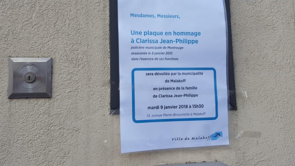 Lieu de la future plaque qui sera dévoilée le 9 janvier © Outremers 360