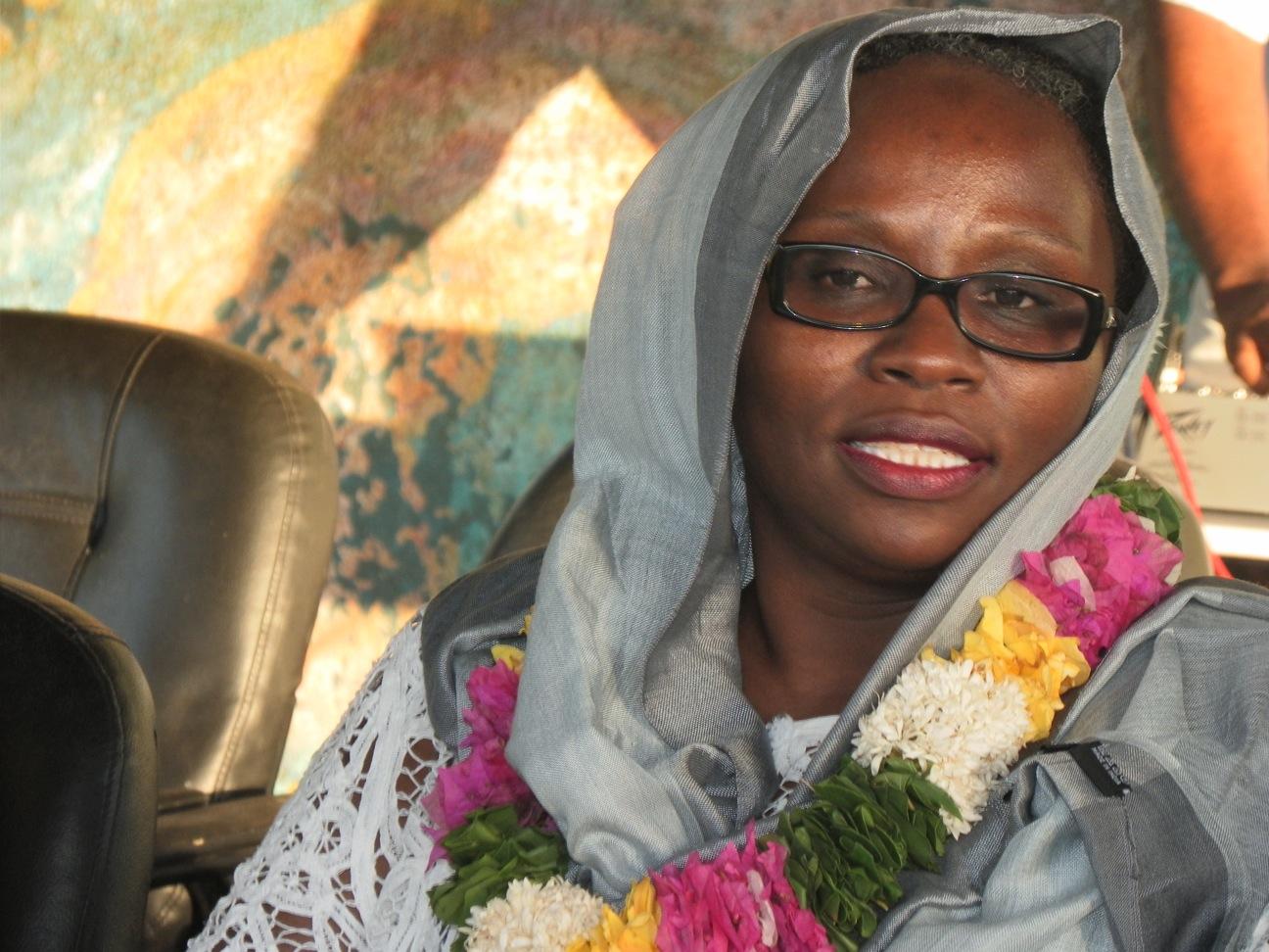 Conseil constitutionnel : L'élection de la députée de Mayotte Ramlati Ali annulée