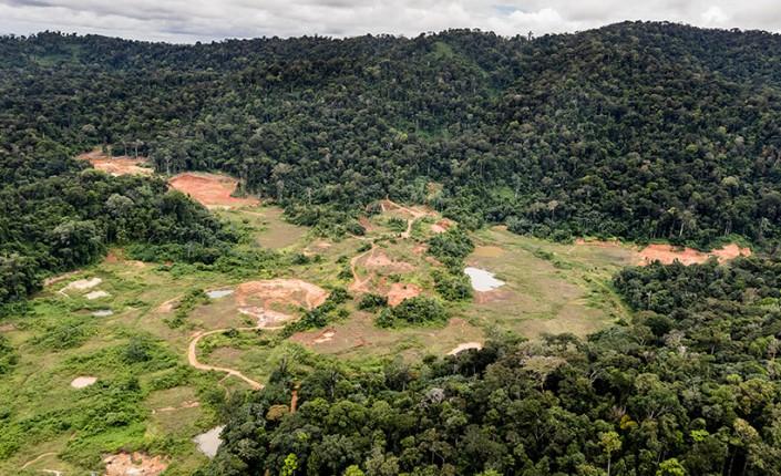 Projet de mine rejeté en Guyane: La Montagne d'Or «prend acte» mais n'abandonne pas