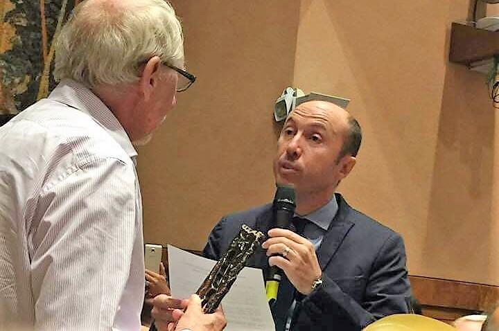 Dominique Vienne, Président de la CPME Réunion, élu Président du CESER