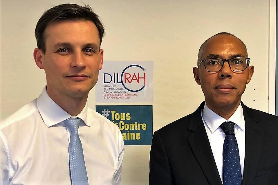 Le Guadeloupéen Robby Judes, ancien Ambassadeur de France aux Comores, rejoint la DILCRAH