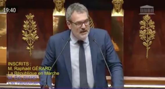Elections européennes : Le député Raphael Gérard (Charente Maritime)  appelle à faire de la place sur les listes aux candidats d'Outre-mer